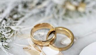 MATIČNA KNJIGA VENČANIH: Brak u Novom Sadu sklopilo 18 parova