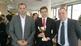 NAJBOLJI U SRBIJI: Turistička organizacija Novog Sada nagrađena Zlatnom amforom