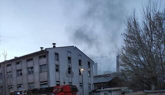 FOTO i VIDEO: Požar na Podbari
