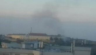 Požar na Petrovaradinskoj tvrđavi