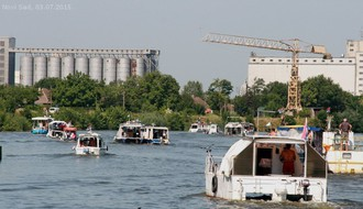 Regata vojvođanskim kanalima: Desetodnevno krstarenje ravnicom