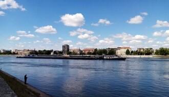 Muškarac nestao u Dunavu u blizini Žeželjevog mosta