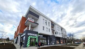 FOTO: Univerexport otvorio novi prodajni objekat u Novom Sadu