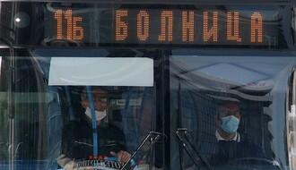 GSP: Autobuske linije 11A i 11B privremeno menjaju trasu u nedelju