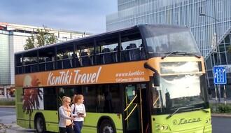 (NE)POŠTOVANJE: Jako je teško staviti novosadske simbole na autobus