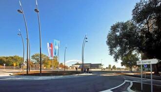 FOTO: Ulica Marka Miljanova otvorena za saobraćaj