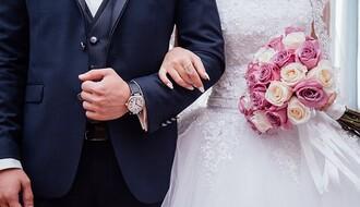 MATIČNA KNJIGA VENČANIH: Brak u Novom Sadu sklopio jedan par