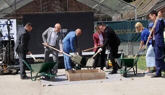 Položen kamen temeljac za novu zgradu Instituta BioSens