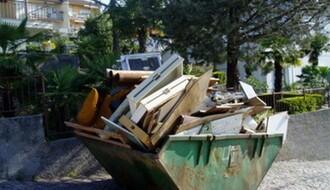 Kontejneri za krupni otpad u dve mesne zajednice