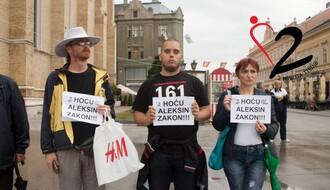 """ALEKSA, IZVINI"": U nedelju na Trgu slobode protest zbog zastarelosti slučaja"
