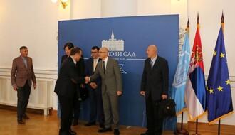 Ambasador Mađarske posetio Gradsku kuću (FOTO)