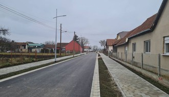 BUDISAVA: U ulici Petra Drapšina završeni radovi vredni 13,4 miliona dinara (FOTO)