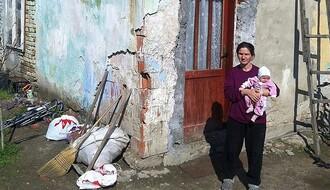 Titel: Isključena struja samohranoj majci sa osmoro dece