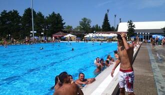 FOTO: Otvoreni bazeni, danas