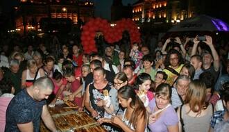 """""""Ulica otvorenog srca"""": Održana osma Bajramska sofra (FOTO)"""