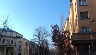 Danas sunčano i toplije, najviša dnevna u NS do 12ºC
