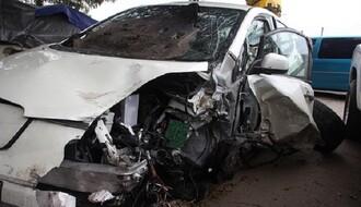 U sudaru na auto-putu Novi Sad-Subotica povređeno četvoro dece