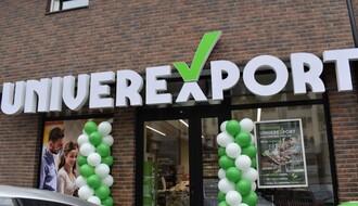 Za punih 30 godina postojanja Univerexport otvorio 30. prodavnicu u Novom Sadu
