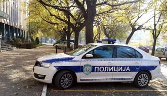Uhapšen nakon pokušaja krađe više automobila u Novom Sadu