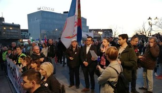 MUP: Tvrdnje Janka Veselinovića su potpuno neistinite