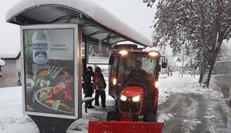 GRADSKI ŠTAB: Sve zimske službe na terenu 24 sata