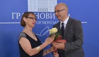 GRADSKA KUĆA: Ambasadorka Francuske oprostila se s Novim Sadom (FOTO)