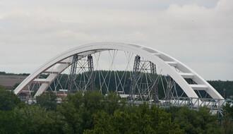 Sudar čamaca kod Žeželjevog mosta