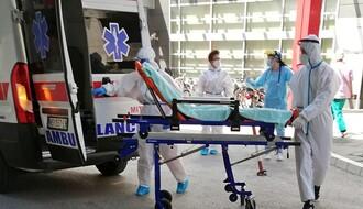 KORONA VIRUS: U poslednja 24 sata u Srbiji preminuo jedan pacijent, registrovano još 56 obolelih