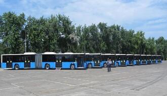 Obnova voznog parka: Promocija zglobnih autobusa