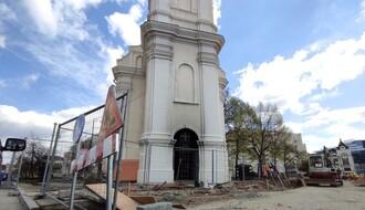 FOTO: Počeli radovi na izgradnji nove ograde i rekonstrukciji dvorišta Uspenske crkve