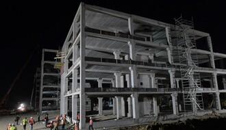 STEFANOVIĆ: Kovid bolnica u Novom Sadu biće izgrađena pre roka (FOTO)