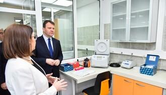 Otvorena laboratorija za molekularnu analizu hrane na Institutu za prehrambene tehnologije