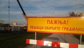 """Potukli se radnici kod gradilišta """"Promenade"""" (VIDEO)"""