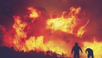 Srpski turisti u Turskoj evakuisani zbog požara