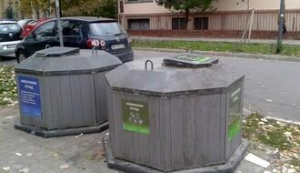 Novi Sad dobija još sto podzemnih kontejnera