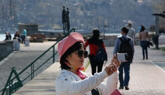 Turisti s brodova tek provire u Novi Sad: Adut je titula evropske kulturne prestonice