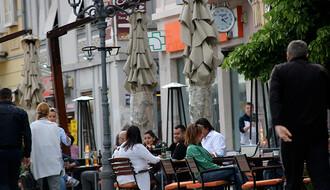 Dr Kon: Zaštitne maske obavezne i u baštama kafića
