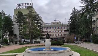 Deo zaposlenih mesecima radi u crvenoj zoni Instituta u Sremskoj Kamenici za minimalac