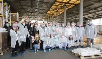 Počelo pakovanje i distribucija paketa za novosadske penzionere