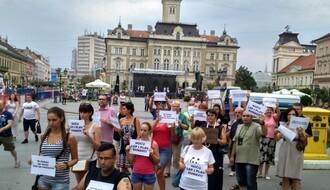 Peticija i protest: Ni Dunav ne može sve da proguta!