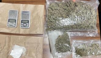 FOTO: Zemunac uhapšen u Novom Sadu zbog nelegalne trgovine narkoticima