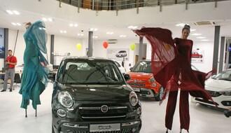FOTO: Auto kuća Stojanov prezentovala novi Fiat 500L