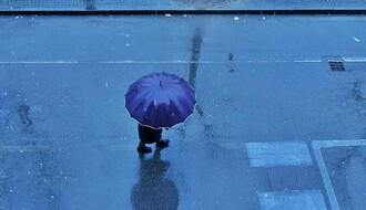 Vreme danas: Hladnije sa kišom, najviša dnevna u NS oko 24°C