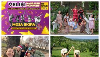 """FOTO: Pobednici treće nedelje nagradnog konkursa """"Moja ekipa"""""""