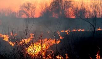 """JKP """"ČISTOĆA"""": Požar na novosadskoj deponiji najverovatnije podmetnut"""