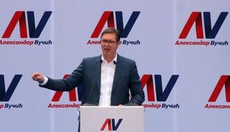 Vučić suzio krug potencijalnih kandidata za novog premijera