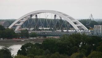 Odloženo navlačenje lukova na Žeželjevom mostu