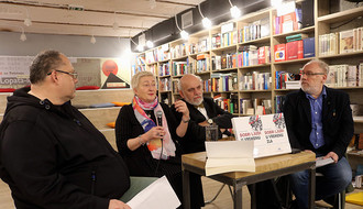 """Svetlana Broz predstavila Novosađanima knjigu o """"učiteljima ljudskosti"""" (FOTO)"""
