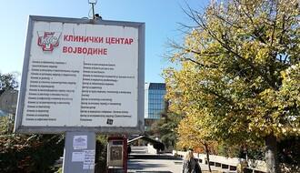 Neznatan skok broja kovid pacijenata u novosadskim bolnicama