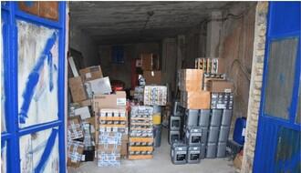 FOTO: Lopovi pokrali predstavništvo dostavne firme u Novom Sadu